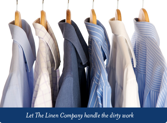 The Linen Company Serving Baltimore Maryland And